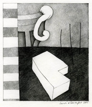 Furniture 2005, Drawings
