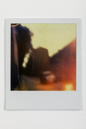 Paradise Row original Polaroid by Sarah Kudirka, also available as a limited edition print